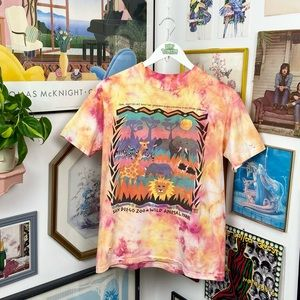 Vintage San Diego Zoo Distressed T-Shirt